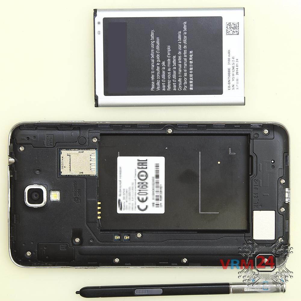 how to disassemble samsung galaxy note 3 neo sm n7505 instruction photos video
