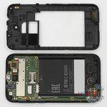 How to disassemble HTC Desire 310, Step 4/2