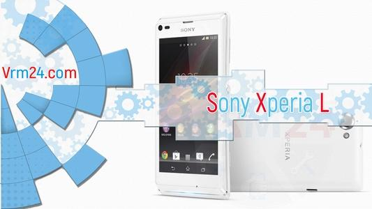 Technical review Sony Xperia L