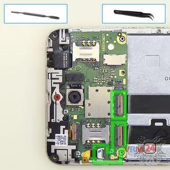 How to disassemble Huawei Honor 4C Pro, Step 9/1