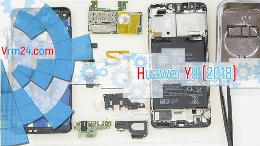 Technical review Huawei Y9 (2018)