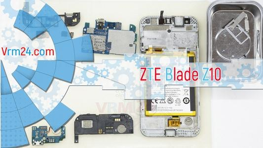 Technical review ZTE Blade Z10