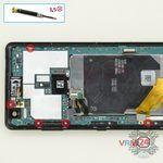 How to disassemble Sony Xperia XZ3, Step 13/1