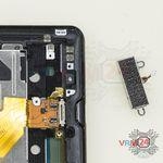 How to disassemble Sony Xperia XZ3, Step 17/2