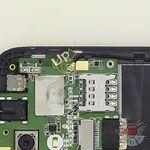 How to disassemble HTC Desire 326G, Step 9/4
