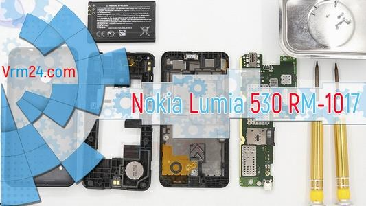 Technical review Nokia Lumia 530 RM 1017