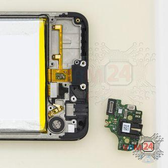 How to disassemble Oppo A3s, Step 9/2