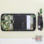 How to disassemble HTC Desire 326G, Step 7/5