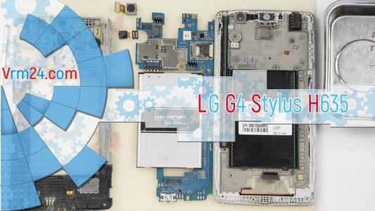 Technical review LG G4 Stylus H635