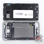 How to disassemble Samsung Galaxy A7 SM-A700, Step 4/2