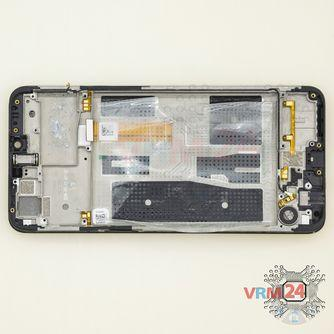 How to disassemble Oppo A3s, Step 18/1