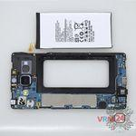How to disassemble Samsung Galaxy A7 SM-A700, Step 6/3