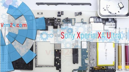 Technical review Sony Xperia XA Ultra