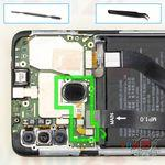 How to disassemble Samsung Galaxy A20s SM-A207, Step 6/1