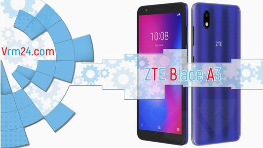 Technical review ZTE Blade A3