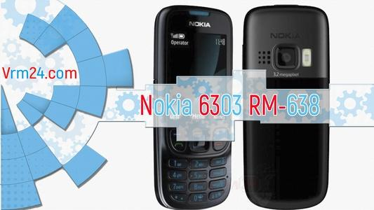 Technical review Nokia 6303 RM-638
