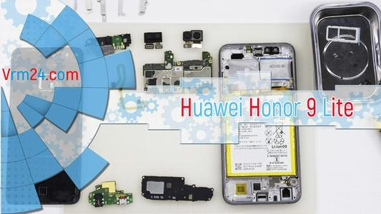 Technical review Huawei Honor 9 Lite
