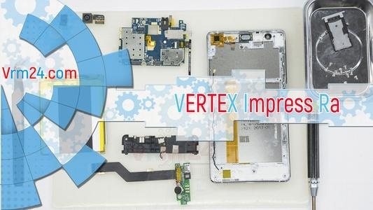 Technical review VERTEX Impress Ra