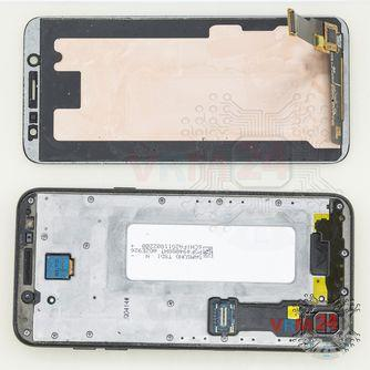 How to disassemble Samsung Galaxy A6 (2018) SM-A600, Step 4/2