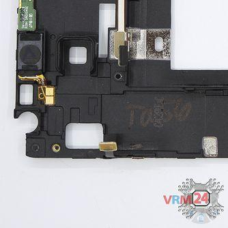 How to disassemble Samsung Galaxy A3 SM-A300, Step 10/3