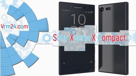 Technical review Sony Xperia X Compact