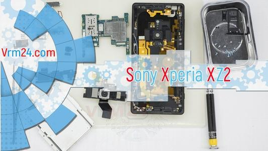 Technical review Sony Xperia XZ2