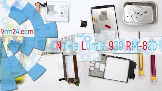 Technical review Nokia Lumia 920 RM-820