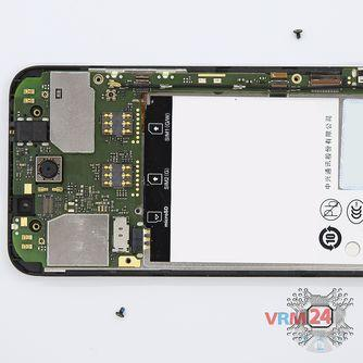 How to disassemble ZTE Skate 2, Step 7/2
