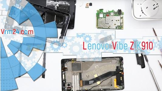 Technical review Lenovo Vibe Z K910