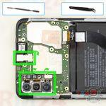How to disassemble Samsung Galaxy A20s SM-A207, Step 14/1