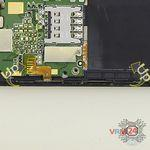 How to disassemble HTC Desire 326G, Step 9/2