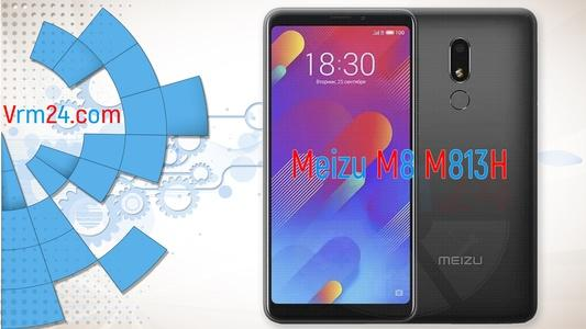 Technical review Meizu M8 M813H