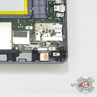 How to disassemble Huawei MediaPad T3 (10''), Step 7/3