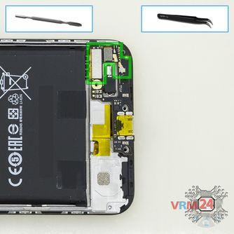 How to disassemble Xiaomi Mi A2 Lite, Step 6/1
