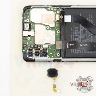 How to disassemble Samsung Galaxy A20s SM-A207, Step 6/2