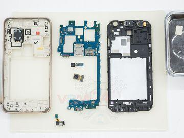 How to disassemble Samsung Galaxy J2 Core SM-J260