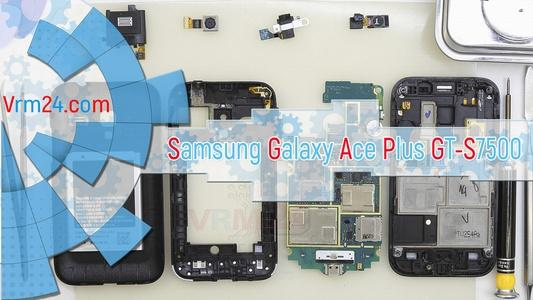 Technical review Samsung Galaxy Ace Plus GT-S7500
