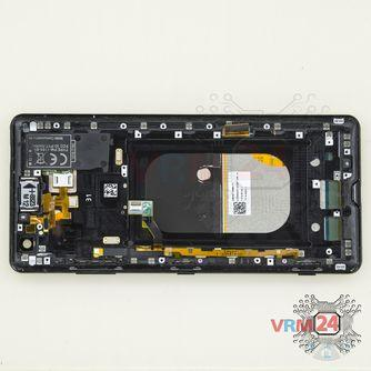 How to disassemble Sony Xperia XZ3, Step 21/1