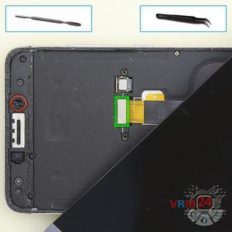How to disassemble LeTV Le 2 X527, Step 4/1