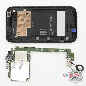 How to disassemble HTC Desire 310, Step 7/3