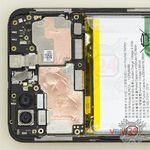 How to disassemble Oppo A3s, Step 5/2