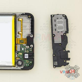 How to disassemble Oppo A3s, Step 7/2