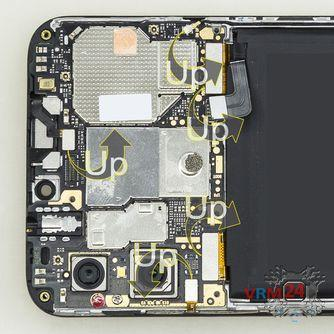 How to disassemble Xiaomi Mi A2 Lite, Step 11/2