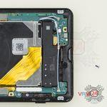 How to disassemble Sony Xperia XZ3, Step 11/2