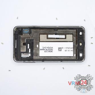 How to disassemble Samsung Galaxy A3 SM-A300, Step 2/2