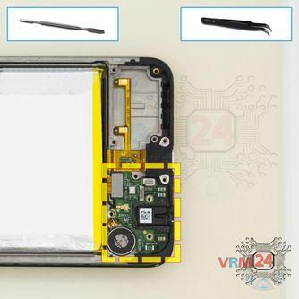 How to disassemble Oppo A3s, Step 9/1