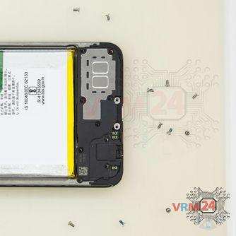 How to disassemble Oppo A3s, Step 6/2