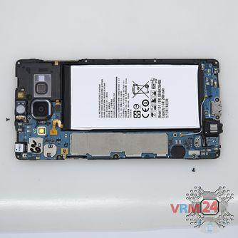 How to disassemble Samsung Galaxy A7 SM-A700, Step 5/4