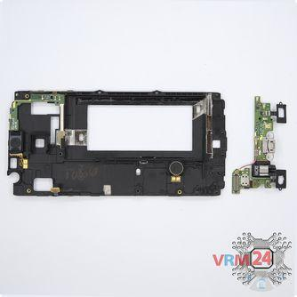How to disassemble Samsung Galaxy A3 SM-A300, Step 9/3