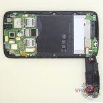 How to disassemble HTC Desire 326G, Step 6/2